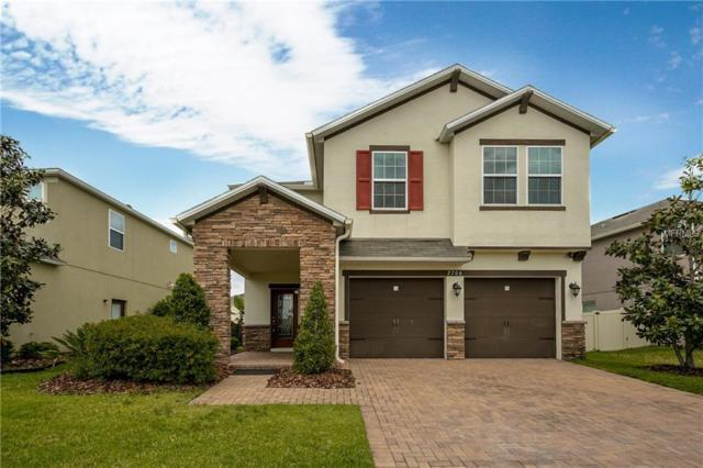 2706 Monticello Way, Kissimmee, FL 34741 (MLS #S5015587) :: Baird Realty Group