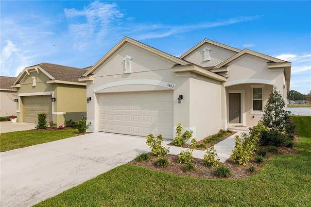 3463 Sagebrush St, Saint Cloud, FL 34773 (MLS #S5030879) :: Griffin Group