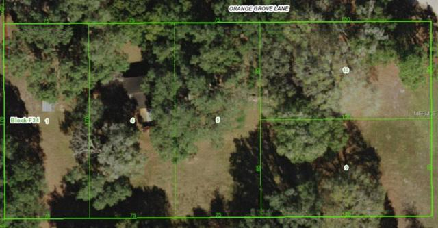 30312 Orange Grove Lane Lot 10, Wesley Chapel, FL 33545 (MLS #T2891107) :: The Duncan Duo Team