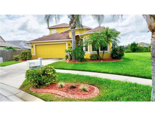 11101 Rodeo Lane, Riverview, FL 33579 (MLS #T2894140) :: The Duncan Duo & Associates
