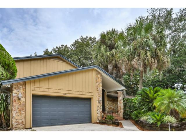 14911 Lake Forest Drive, Lutz, FL 33559 (MLS #T2899887) :: Griffin Group