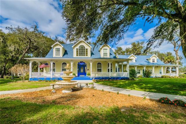 2221 Hinton Ranch Road, Lithia, FL 33547 (MLS #T2914739) :: Team Bohannon Keller Williams, Tampa Properties