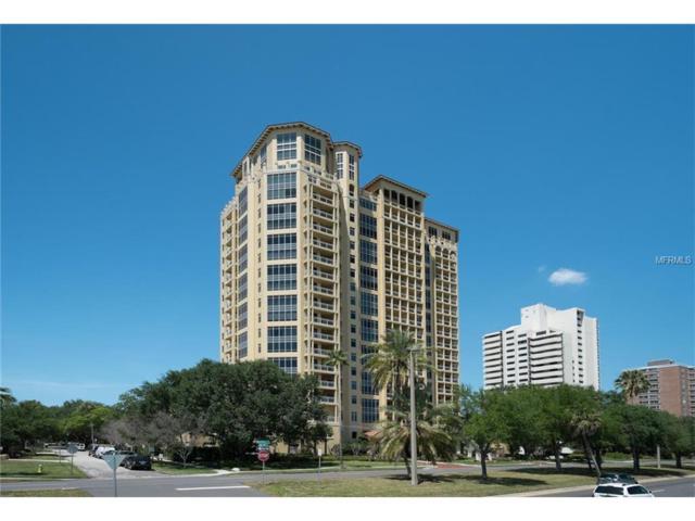 4201 Bayshore Boulevard #601, Tampa, FL 33611 (MLS #T2917159) :: Team Bohannon Keller Williams, Tampa Properties