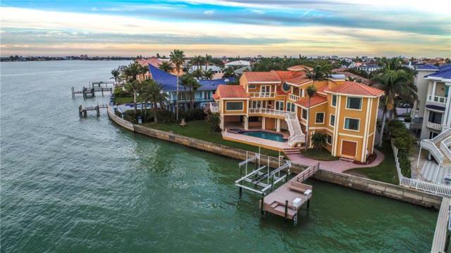 798 Nina Drive, Tierra Verde, FL 33715 (MLS #T2922798) :: The Signature Homes of Campbell-Plummer & Merritt