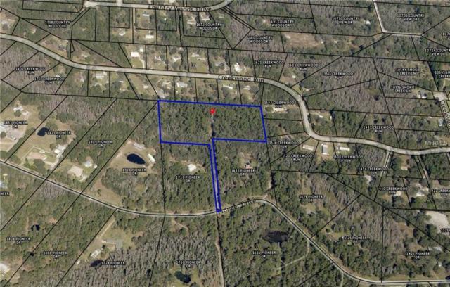 0 Pioneer Drive, Lakeland, FL 33801 (MLS #T2927797) :: The Duncan Duo Team