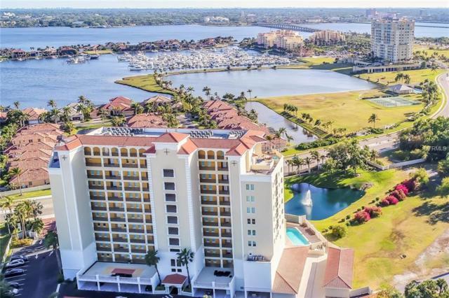 501 Haben Boulevard #704, Palmetto, FL 34221 (MLS #T2936443) :: Lovitch Realty Group, LLC