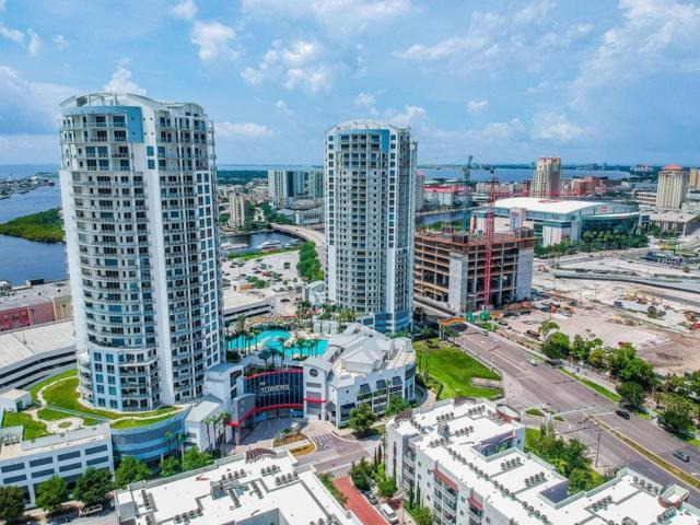 449 S 12TH Street #1005, Tampa, FL 33602 (MLS #T2937074) :: The Duncan Duo Team