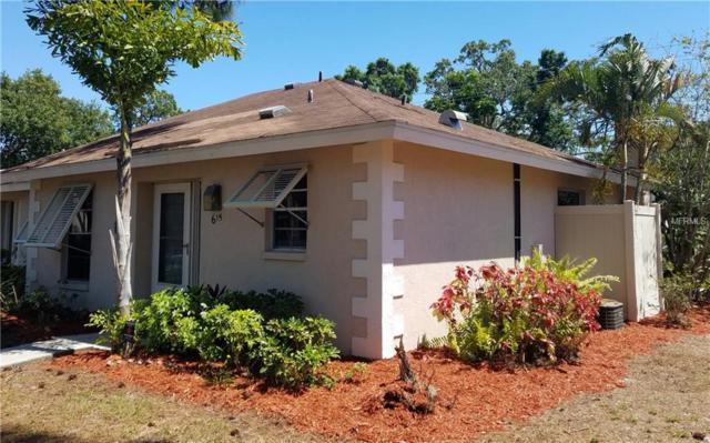 615 N Jefferson Avenue #615, Sarasota, FL 34237 (MLS #T3100758) :: The Duncan Duo Team