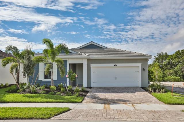 5933 Long Shore Loop #108, Sarasota, FL 34238 (MLS #T3103293) :: Team Bohannon Keller Williams, Tampa Properties