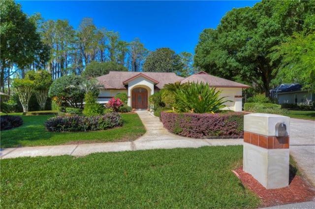 18306 Pleasant Ridge Place, Lutz, FL 33548 (MLS #T3157801) :: The Duncan Duo Team