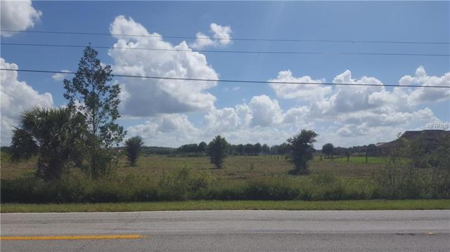 17201 Morris Bridge Road, Thonotosassa, FL 33592 (MLS #T3158214) :: The Duncan Duo Team