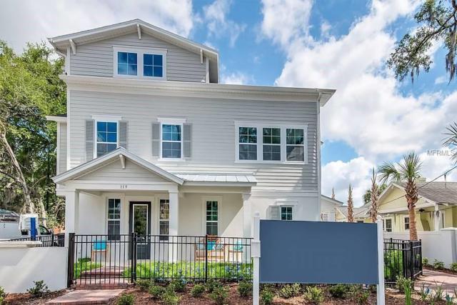 115 E Concord Street #1, Orlando, FL 32801 (MLS #T3158562) :: Florida Real Estate Sellers at Keller Williams Realty
