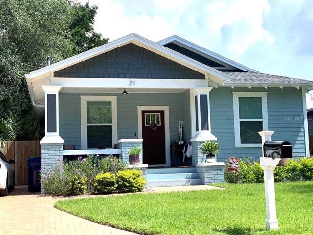 818 W Alfred Street, Tampa, FL 33603 (MLS #T3165222) :: The Duncan Duo Team