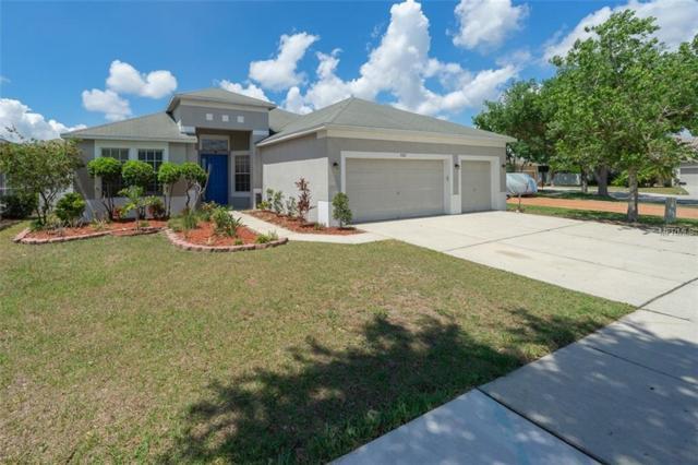 9307 Laurel Ledge Drive, Riverview, FL 33569 (MLS #T3174697) :: Jeff Borham & Associates at Keller Williams Realty