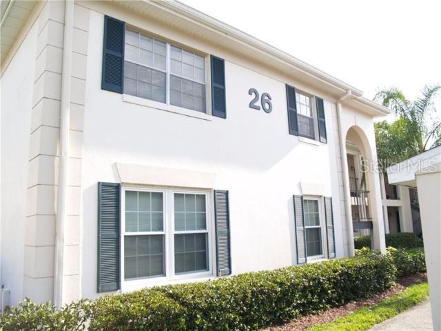 10380 Carrollwood Lane #265, Tampa, FL 33618 (MLS #T3176414) :: Delgado Home Team at Keller Williams