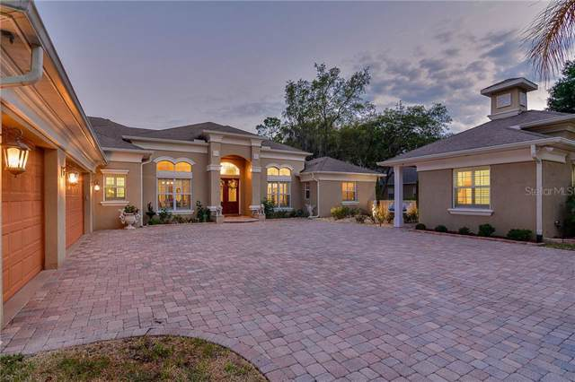 17840 Mission Oak Drive, Lithia, FL 33547 (MLS #T3179595) :: Team Bohannon Keller Williams, Tampa Properties