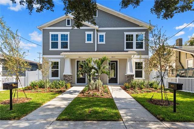 204 S Albany Avenue #1, Tampa, FL 33606 (MLS #T3181956) :: The Duncan Duo Team