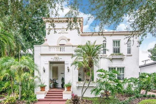 31 Aegean Avenue, Tampa, FL 33606 (MLS #T3193744) :: Florida Real Estate Sellers at Keller Williams Realty