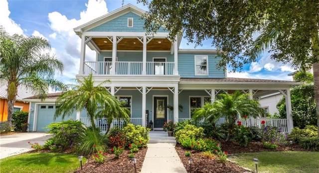 631 Manns Harbor Drive, Apollo Beach, FL 33572 (MLS #T3194913) :: Team Bohannon Keller Williams, Tampa Properties