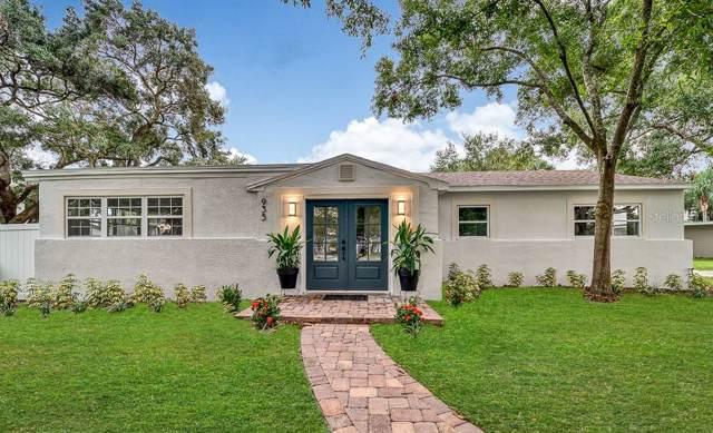 935 W Beacon Avenue, Tampa, FL 33603 (MLS #T3200785) :: Team Bohannon Keller Williams, Tampa Properties