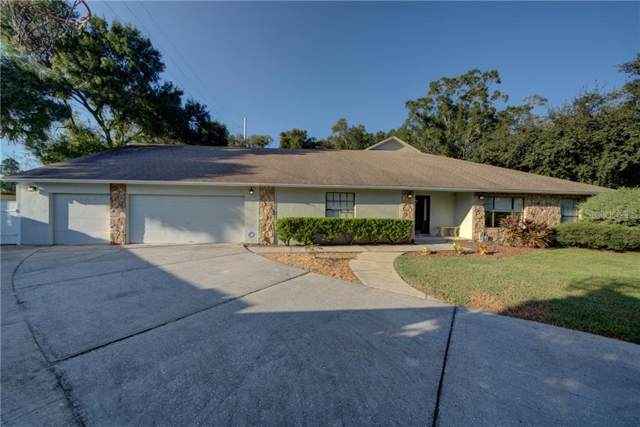 3441 Valley Ranch Drive, Lutz, FL 33548 (MLS #T3201406) :: Keller Williams Realty Peace River Partners