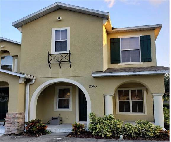 2563 Hidden Cove Lane, Clearwater, FL 33763 (MLS #T3202251) :: Premium Properties Real Estate Services