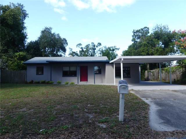735 Belair Avenue, Lakeland, FL 33801 (MLS #T3203831) :: Florida Real Estate Sellers at Keller Williams Realty