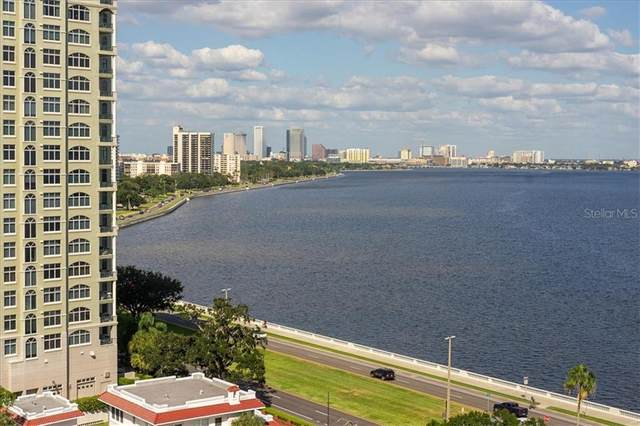 3301 Bayshore Boulevard 901E, Tampa, FL 33629 (MLS #T3208529) :: The Light Team