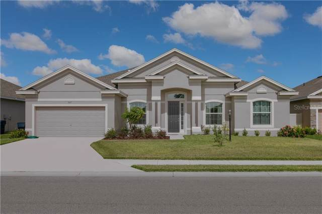 6225 Troi Lane, Lakeland, FL 33813 (MLS #T3209846) :: Florida Real Estate Sellers at Keller Williams Realty