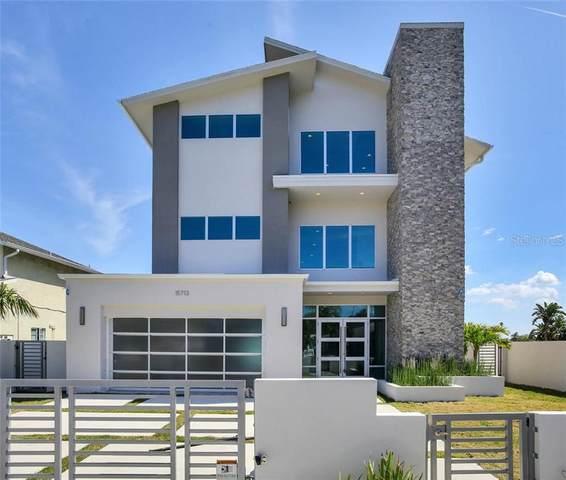 15713 Redington Drive, Redington Beach, FL 33708 (MLS #T3215362) :: Team Borham at Keller Williams Realty