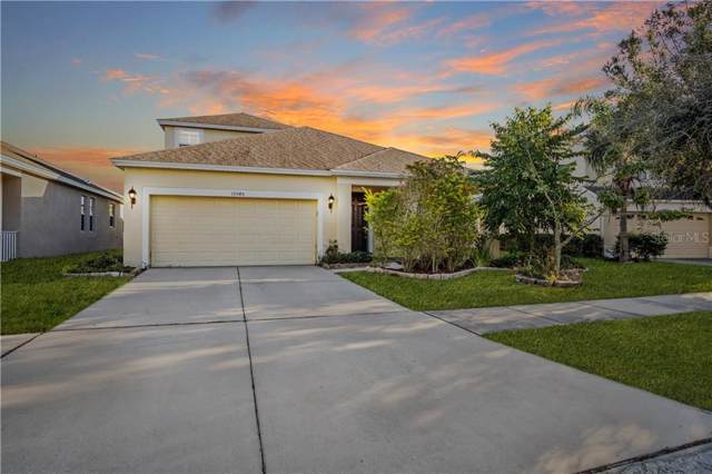 15540 Long Cypress Drive, Ruskin, FL 33573 (MLS #T3221746) :: Team Bohannon Keller Williams, Tampa Properties