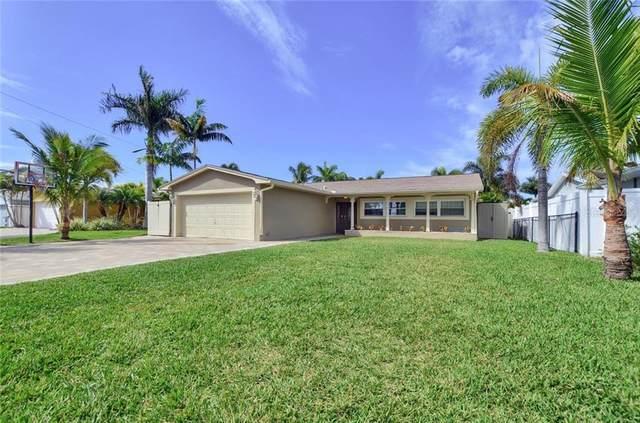 564 Lillian Drive, Madeira Beach, FL 33708 (MLS #T3225766) :: Armel Real Estate