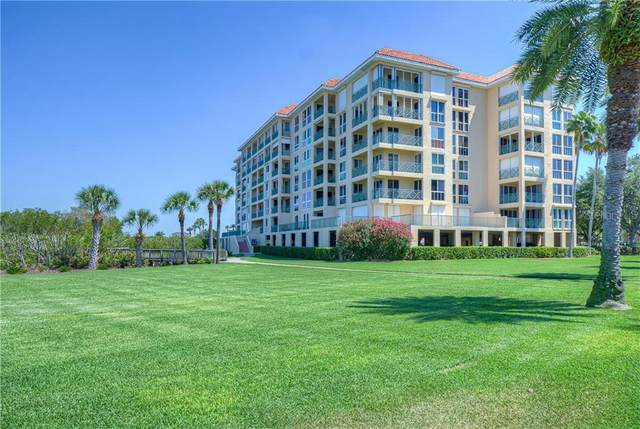 4830 Osprey Drive S #301, St Petersburg, FL 33711 (MLS #T3234023) :: The Duncan Duo Team