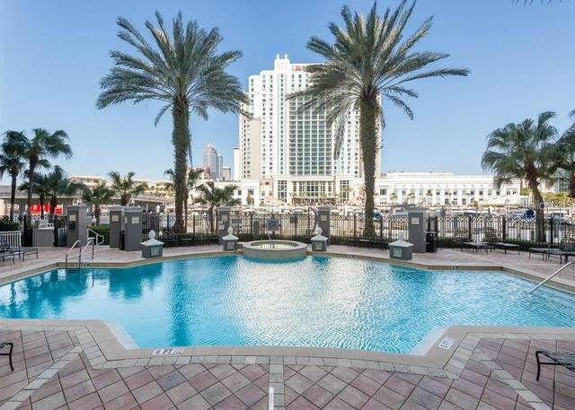 700 S Harbour Island Boulevard #824, Tampa, FL 33602 (MLS #T3235424) :: The Duncan Duo Team