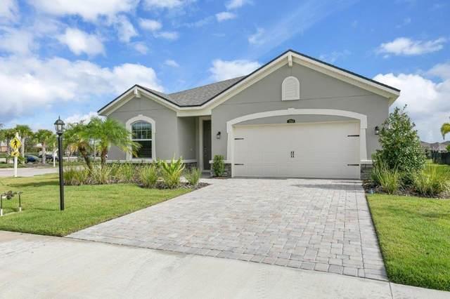 11964 Brookside Drive #205, Bradenton, FL 34211 (MLS #T3236499) :: Griffin Group