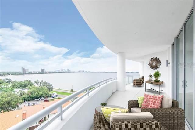 2900 W Julia Street #804, Tampa, FL 33629 (MLS #T3249082) :: Premium Properties Real Estate Services