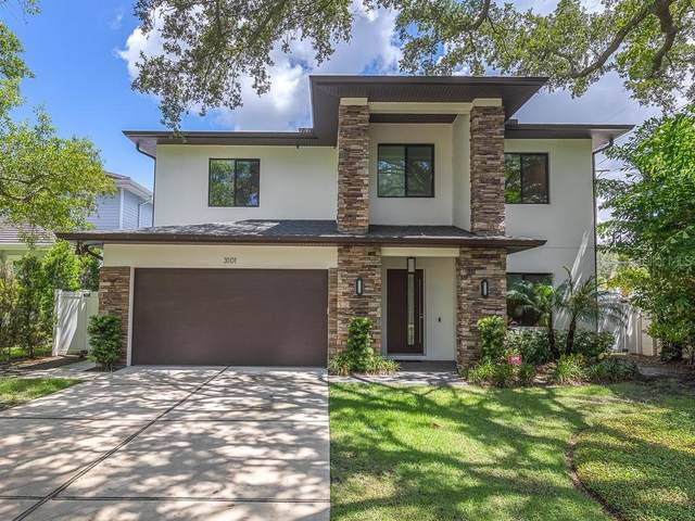 3101 W Sunset Drive, Tampa, FL 33629 (MLS #T3254098) :: The Nathan Bangs Group