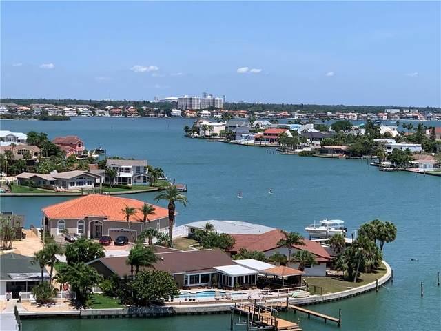 400 64TH Avenue #1006, St Pete Beach, FL 33706 (MLS #T3256893) :: Alpha Equity Team