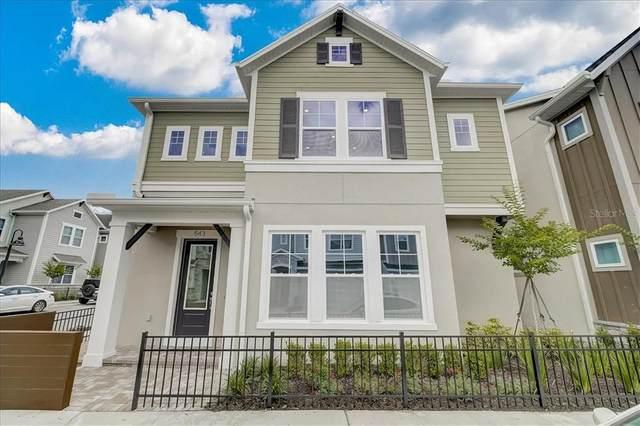 543 Wishbone Lane, Lake Mary, FL 32746 (MLS #T3267799) :: Frankenstein Home Team