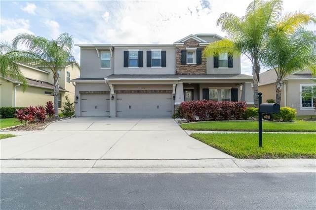 4018 Windcrest Drive, Wesley Chapel, FL 33544 (MLS #T3268273) :: Team Bohannon Keller Williams, Tampa Properties