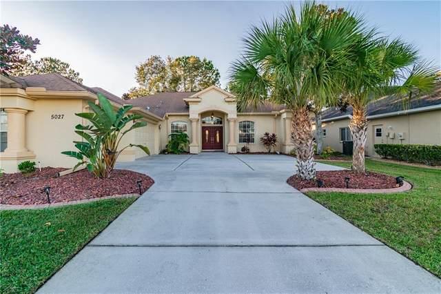 5027 Gevalia Drive, Brooksville, FL 34604 (MLS #T3279377) :: Premier Home Experts