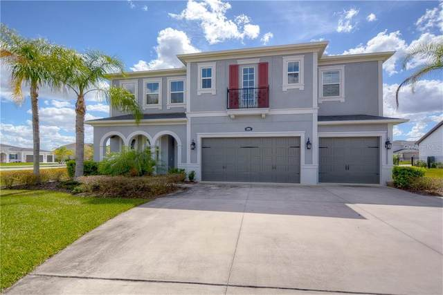 17912 Barn Close Drive, Lutz, FL 33559 (MLS #T3292488) :: Delgado Home Team at Keller Williams