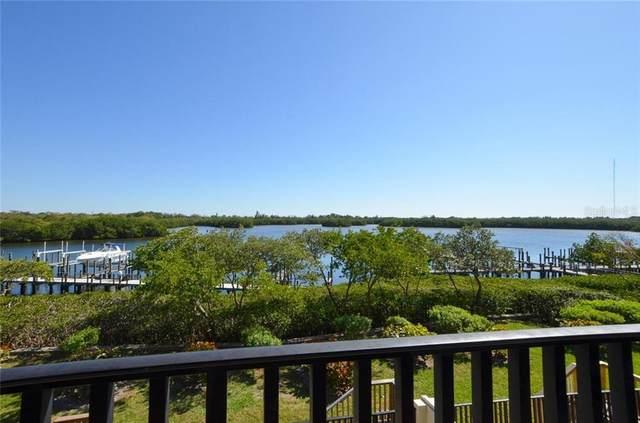 1036 Paseo Del Rio NE #10, St Petersburg, FL 33702 (MLS #T3293415) :: Armel Real Estate
