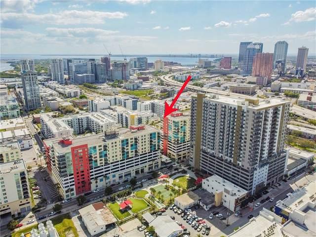 1120 E Kennedy Boulevard #1530, Tampa, FL 33602 (MLS #T3295266) :: Pepine Realty