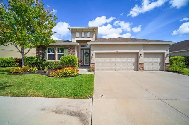 156 Star Shell Drive, Apollo Beach, FL 33572 (MLS #T3309612) :: Zarghami Group