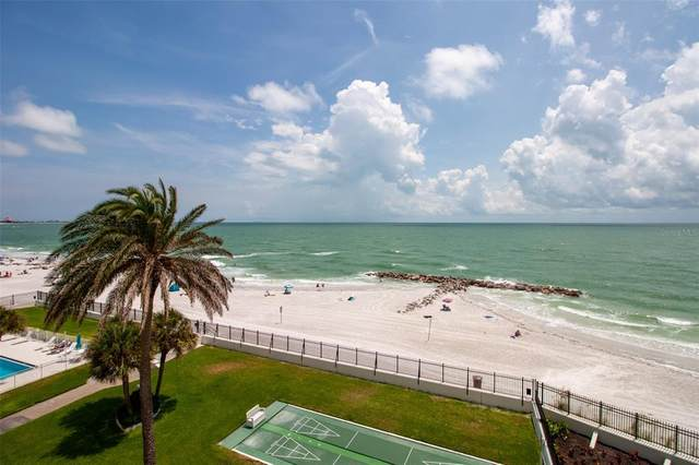 7000 Beach Plaza #508, St Pete Beach, FL 33706 (MLS #T3314072) :: Florida Real Estate Sellers at Keller Williams Realty
