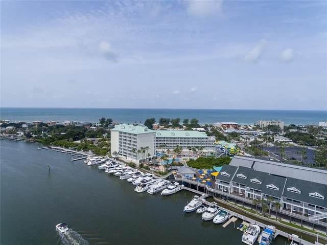 399 2ND Street #513, Indian Rocks Beach, FL 33785 (MLS #T3328065) :: Lockhart & Walseth Team, Realtors