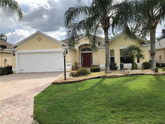 2196 Kershaw Road, The Villages, FL 32162 (MLS #T3330045) :: The Lersch Group