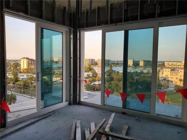 15 Avalon Street 8G/804, Clearwater Beach, FL 33767 (MLS #U7798013) :: GO Realty
