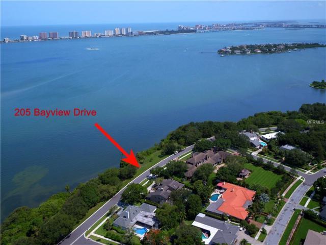 205 Bayview Drive, Belleair, FL 33756 (MLS #U7823417) :: Premium Properties Real Estate Services